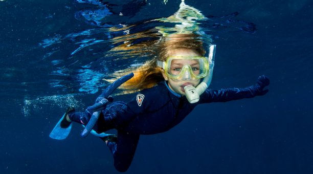 Luxury Great Barrier Reef family Tours