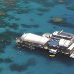 Cairns Great Barrier Reef Pontoon