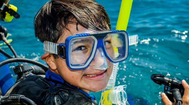 Give Scuba Diving a go!